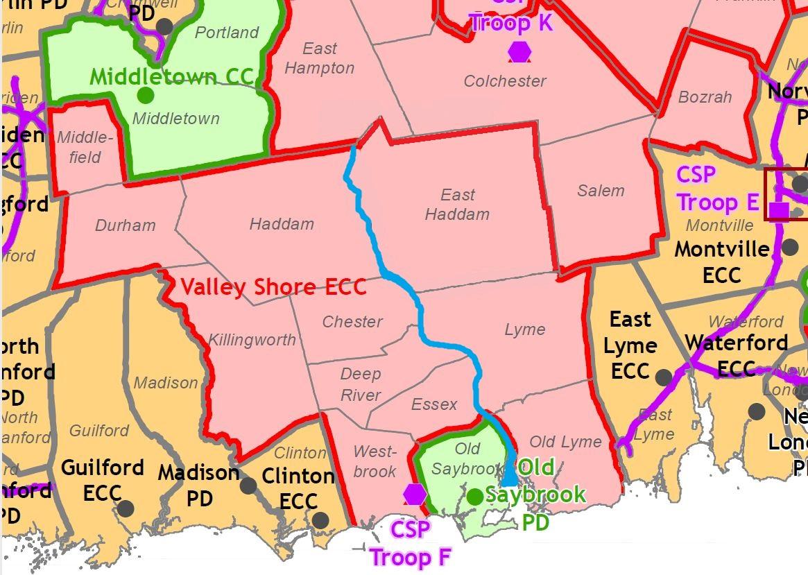 VSECI Towns